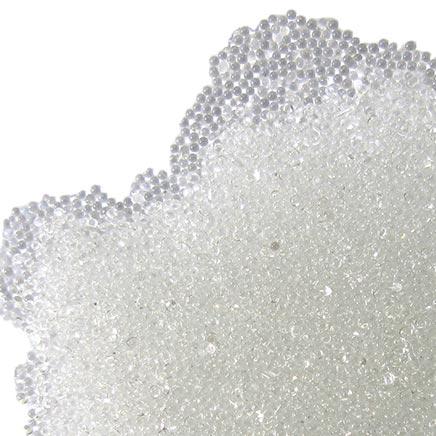 Microsfere di vetro per sabbiatura abbacchiatori pneumatici for Graniglia di vetro